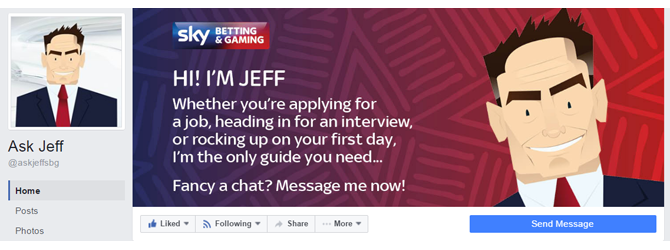 betting and gaming recruitment