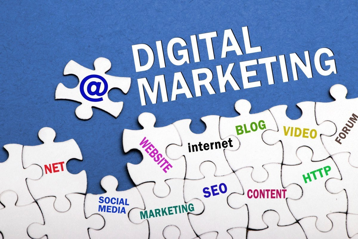 Digital marketing and SEO online referrals