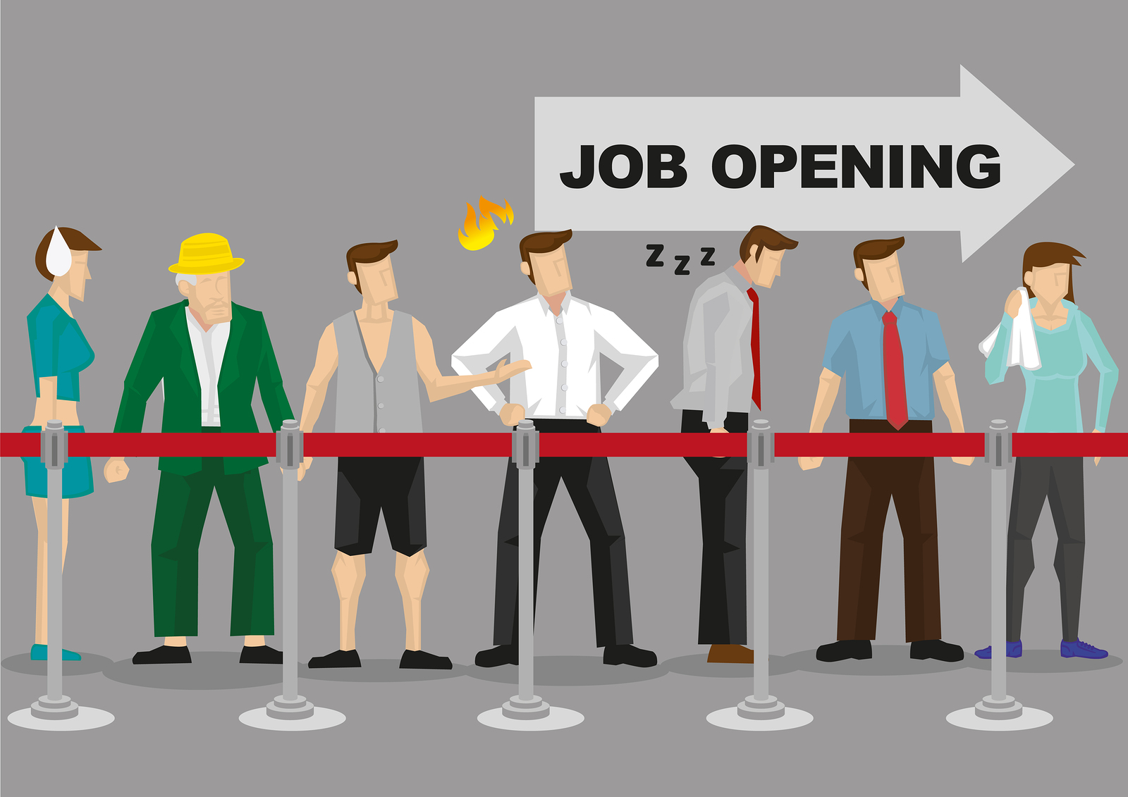 Cautious roadmap to recovery offers hope to job market