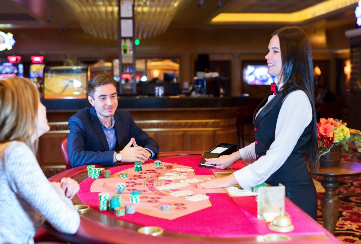 the casino industry A casino is a facility which houses and accommodates certain types of gambling activities the industry that deals in casinos is called the gaming industry casinos .