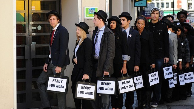 the problem of youth unemployment