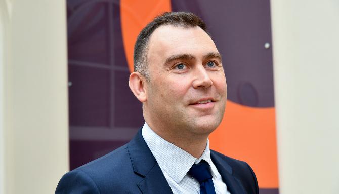 Nick Dettmar, CEO, Outsource UK